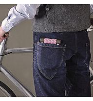 Pedal Ed Reflective Denim Rad-Jeanshose, Indigo