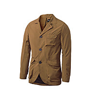 Pedal Ed Giacca sportiva Saddle Packable Jacket, Khaki