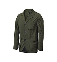 Pedal Ed Giacca sportiva Saddle Packable Jacket, Petrol