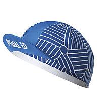 Pedal Ed Summer Bandana Radkappe, Blue