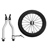 Pegasus Jogger Set - set per rimorchio bici, Black