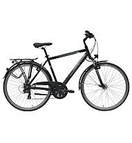 Pegasus Piazza 21 Gang (2017) Trekkingrad/Citybike, Black matt