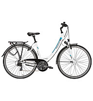 Pegasus Piazza Wave (2019) - Citybike - Damen, White