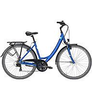 Pegasus Piazza Wave - bici da trekking - donna, Blue