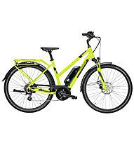 Pegasus Solero E8 (2019) - eTrekkingbike - Damen, Green/Grey