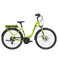 Pegasus Solero E8 (2019) - bici da trekking elettrica - donna, Green