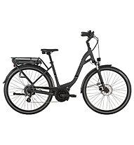 Pegasus Solero E8 Plus - eCitybike - unisex, Black