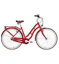 Pegasus Tourina 8 - Citybike - Damen, Red