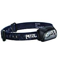 Petzl Actik Core - lampada frontale, Black