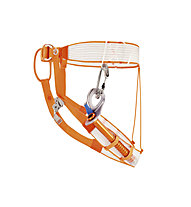Petzl Altitude - imbrago basso, Orange/White