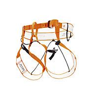 Petzl Altitude - Klettergurt, Orange/White