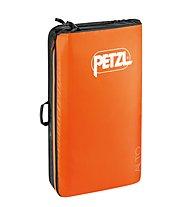 Petzl Alto Crashpad zum Bouldern, Orange/Black