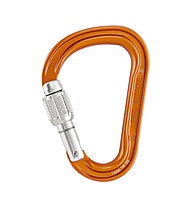 Petzl Attache - Karabiner, Orange