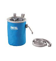 Petzl Bandi - portamagnesite, Blue
