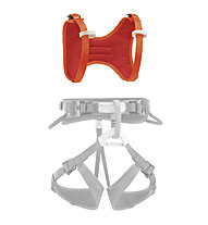 Petzl Body - bretelle per imbragatura, Orange