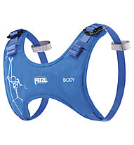 Petzl Body - imbrago pettorale, Blue