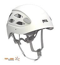 Petzl Borea - casco arrampicata - donna, White