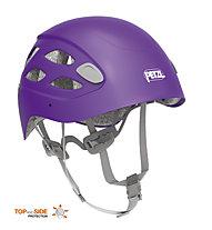 Petzl Borea - casco arrampicata - donna, Purple