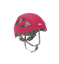 Petzl Boreo - casco arrampicata, Red
