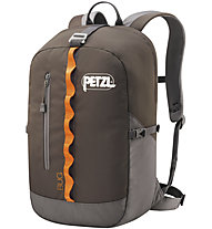 Petzl Bug - zaino arrampicata, Grey