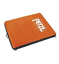 Petzl Cirro - crash pad, Orange/Black
