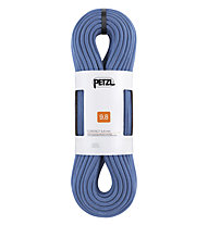 Petzl Contact 9,8 mm - corda per arrampicata, Light Blue