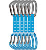 Petzl Djinn Axess 6 Pack - Express Set, Blue