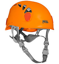 Petzl Elios - Kletterhelm, Orange/Grey