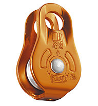 Petzl Fixe - carrucola, Orange