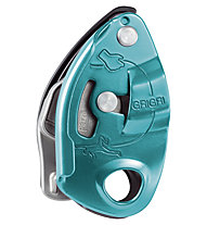 Petzl GriGri 2019 - assicuratore/discensore, Blue