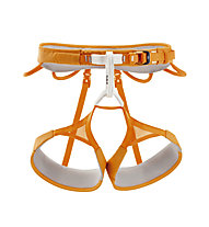 Petzl Hirundos - Klettergurt, Orange