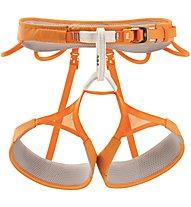 Petzl Hirundos - Klettergurt Unisex, Orange