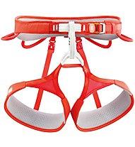 Petzl Hirundos - imbrago arrampicata, Red