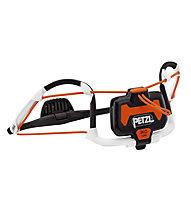 Petzl Iko Core - Stirnlampe, Black/White/Orange