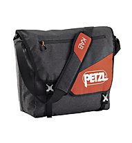 Petzl Kab, Black/Orange