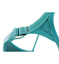 Petzl Luna - imbrago donna, Turquoise