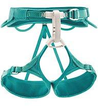 Petzl Luna - Klettergurt für Damen, Turquoise