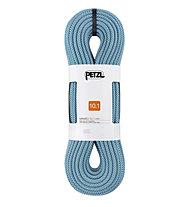 Petzl Mambo Wall 10,1 mm - corda singola, Turquoise