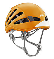Petzl Meteor - Kletterhelm, Orange