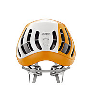Petzl Meteor - casco da arrampicata, Orange