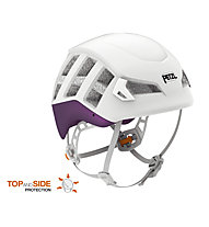 Petzl Meteor - casco arrampicata e scialpinismo, Purple