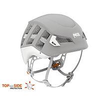 Petzl Meteor - casco arrampicata e scialpinismo, Grey