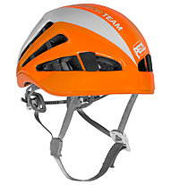 Petzl Meteor Team - casco per arrampicata, Orange