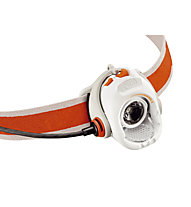Petzl Myo RXP - Stirnlampe, White/Orange