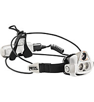 Petzl Nao - Stirnlampe, Light Grey