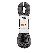 Petzl Paso 7,7 mm - mezza corda/gemella per arrampicata, Grey