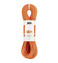 Petzl Paso Guide 7,7 mm - Halb-/Zwillingsseil, Orange
