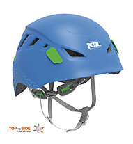 Petzl Picchu - Helm, Blue