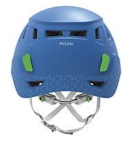 Petzl Picchu - casco da arrampicata - bambino, Blue