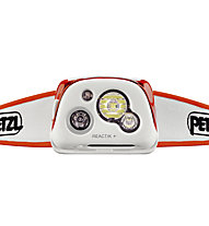 Petzl Reactik + Stirnlampe, Coral